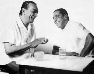 Cyro Monteiro e Jorge Veiga