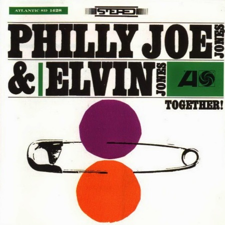 Philly Joe Jones & Elvin Jones - Together!