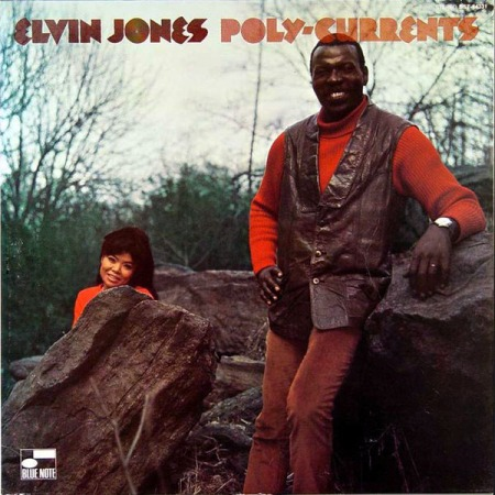 Elvin Jones - Poly Currentsfront